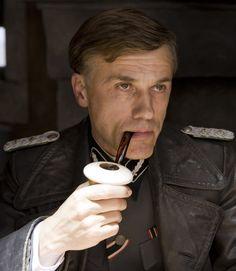 Christoph Waltz as Hans Landa in Inglorious Basterds (2009)