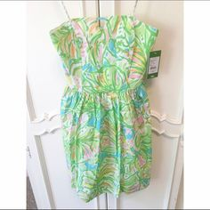 Lilly Pulitzer Dress NWT I don't trade! About $50 off a brand new Lilly. Lilly Pulitzer Dresses