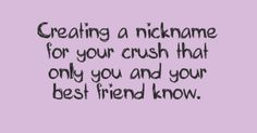 teenager posts about crushes - Google Search