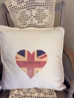 I love Downton Abbey Pillow cover by VintageNewEngland on Etsy