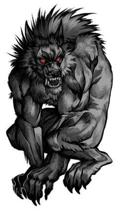 dogtober day 14 good boy - nobody Weird Creatures, Magical Creatures, Fantasy Creatures, Anime W, Anime Furry, Werewolf Girl, Warframe Art, Shadow Wolf, Demon Wolf