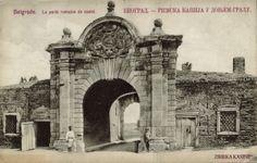 Belgrade  - Roman Gates, lower city