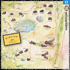 #Repost @winvianfarm. Have you ever visited? ・・・ The cottage layout at Winvian Farm #cottages #visitct #ctvisit #winvianfarm #relaischateaux #aaa5diamond #connecticut #connecticutgram #newengland