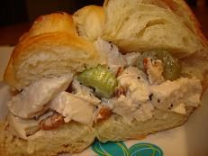 When The Pigs Fly: Poppy Seed Chicken Salad