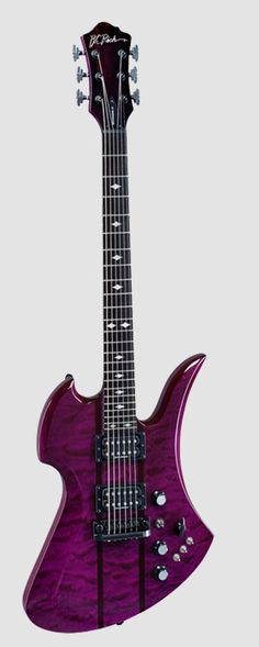 Evil Guitars - Specializing in Vintage B.C. Rich & New MCS Neal Moser Guitars! - Welcome!