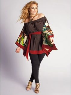 Plus size website with fab clothes