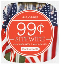 Cardstore ~ ALL Cards $0.99! Ends 9/1 - TrueCouponing