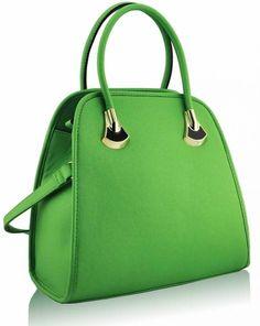 4ce56f05e3d Angol női táska Alison - zöld