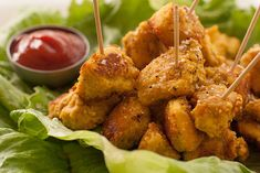 Tofu Popcorn Chick'n | 26 Vegan Versions Of Your Favorite Comfort Foods