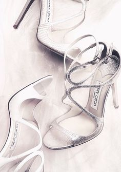 8552a46d9380 Leslie 100 Strappy Sandals in Silver Fine Glitter Fabric and Mirror  Leather. Discover our Cruise 16 Collection and shop the latest trends today.