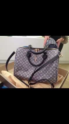 Myyyy Lv Bag I Love It Can Combinate With