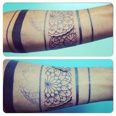 tattoo by Martial Walas @ One O Nine tattoo  #oldschool #mandalatattoo #oneonine barcelona