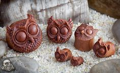 Owl plugs! <3  find any kind of plugs/gauges in all shapes and colors on this website. SO COOL