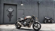 Deus Ex Machina: Project X Yamaha XJR1300