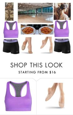 """Untitled #3637"" by loopyloser ❤ liked on Polyvore featuring NIKE and Lorna Jane"
