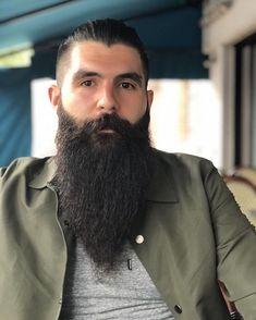 Long groomed beards for autum Medium Beard Styles, Beard Styles For Men, Hair And Beard Styles, Goatee Styles, Grey Beards, Long Beards, Hairy Men, Bearded Men, Beard No Mustache
