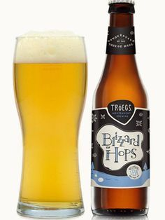 Blizzard of Hops, Troegs Independent Brewing | Brewologist: Craft Beer Reviews