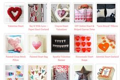 40 Valentine's Day DIY projects!!