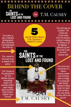RT Book Reviews breaks down the story of the cover for SAINTS!!