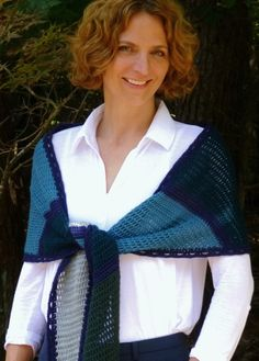Charmed Shawl, Shawlette or Scarf on Patternfish  https://www.patternfish.com/patterns/18075-crochet-by-darleen-hopkins-charmed-shawl-or-shawlette-crochet  PATTERNFISH - the online pattern store