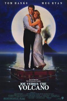 Joe Versus The Volcano Meg Ryan, Science Fiction, See Movie, Movie Tv, Tom Hanks Filme, Joe Versus The Volcano, John Patrick Shanley, Thriller, Tom Hanks Movies