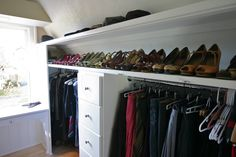 Closet for her | Flickr - Photo Sharing!