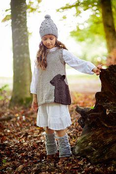 Lana Grossa TUNIKA Alta Moda Alpaca - FILATI Kids & Teens No. 4 - Modell 5 | FILATI.cc WebShop
