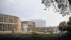 Gallery - Verstas Architects Win Competition to Expand Lapland Central Hospital in Finland - 1