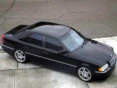 Mercedes-Benz Tuning Blog: AMG Mercedes-Benz W202