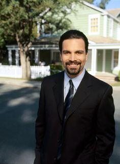 Ricardo Chavira as Carlos Solis ~ Desperate Housewives ~ Publicity Stills ~ Pilot Episode ~ March 2004