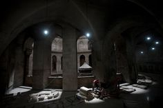 For just 60 hours, researchers have had the opportunity to examine the holiest site in Christianity. Here's what they've found.