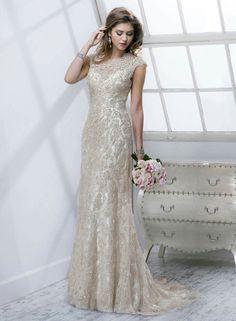 White By Vera Wang For Davids Bridal