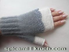 Knitting gloves with knitting needles, gloves needles, . Knitted gloves with knitting needles, History of Knitting . Knitting Wool, Knitting Socks, Knitting Needles, Hand Knitting, Fingerless Gloves Knitted, Knit Mittens, Crochet Mittens Free Pattern, Knitting Patterns, Crochet Patterns