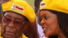 Robert Mugabe makes 1st public appearance amid talks on departure