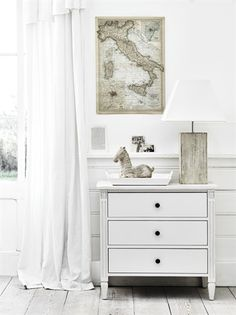 Neptune Larsson Low Chest of Drawers