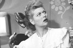 Love her! Lucille Ball & I Love Lucy GIF - She made the best faces! Lucille Ball, Viejo Hollywood, Old Hollywood, Adventures In Odyssey, I Love Lucy Show, Lucy And Ricky, Desi Arnaz, The Lone Ranger, What Is Like