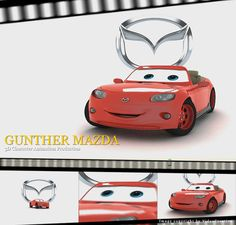 Gunther Mazda Mazda, Toys, Car, Activity Toys, Automobile, Vehicles, Autos, Toy
