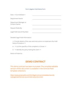Business Letter Template  General Category Pix  Business Letter
