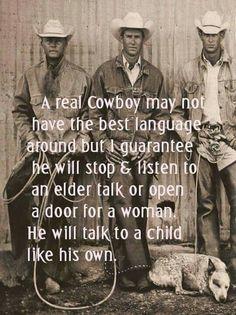 A real Cowboys......