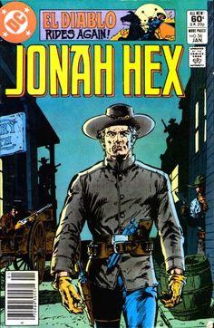 jonah hex comic covers - Google Search