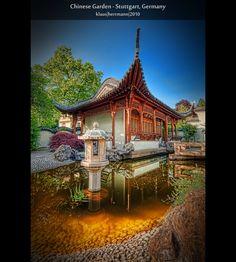 Good All sizes Chinese Garden Stuttgart Germany HDR Flickr Photo