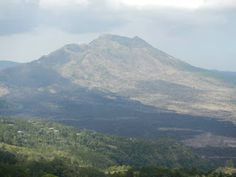 Mis ojos viajeros: Viendo el Volcan Batur