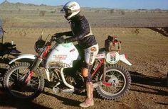 vintage Paris Dakar Rally Motorcycles | or euro paris dakar style 1981 bmw works paris dakar