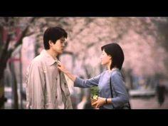 봄날은 간다 벚꽃 거리 장면