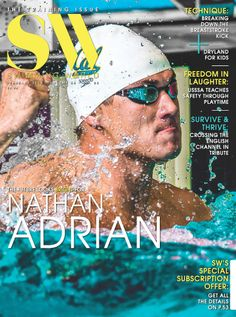 SW February 2014  Pictured: Nathan Adrian