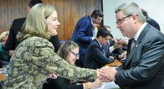 No total, 60% dos parlamentares que podem afastar Dilma Rousseff nesta quarta-feira enfrentam problemas em tribunais