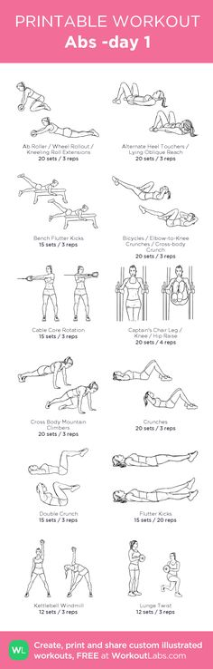 Medicine ball abs and on pinterest