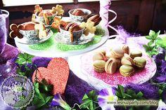 Mesa dulce del Té - Tea Sweet table