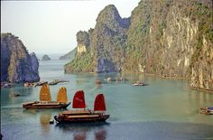 foto vietnam | Halong Bay Vietnam, A top site in Vietnam