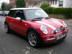 2003 Mini Cooper- Italian Job- The car that Stella drove